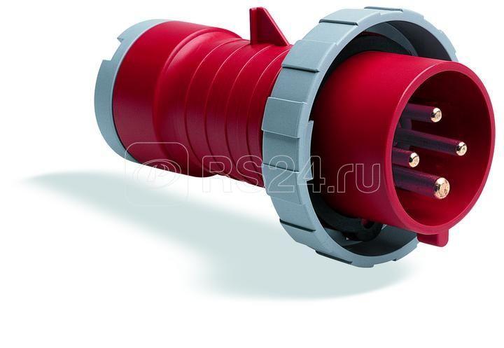 Вилка кабельная 32А 3P+E IP67 10ч ABB 2CMA166510R1000 купить в интернет-магазине RS24