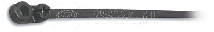 Хомут кабельный TY635MX 4.7х198 P6.6 черн. встраив. устойчивый к УФ (уп.1000шт) ABB 7TAG009520R0075 купить в интернет-магазине RS24