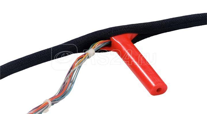 Муфта наматываемая тканевая CPS огнеупорная черн. (уп.15м) ABB 7TCG054800R0065 купить в интернет-магазине RS24
