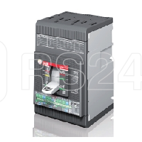 Выключатель автоматический для защиты электродвигателей 3п XT4S 250 Ekip M-LRIU In=160А 3p F F ABB 9CNB1SDA068036R5 купить в интернет-магазине RS24