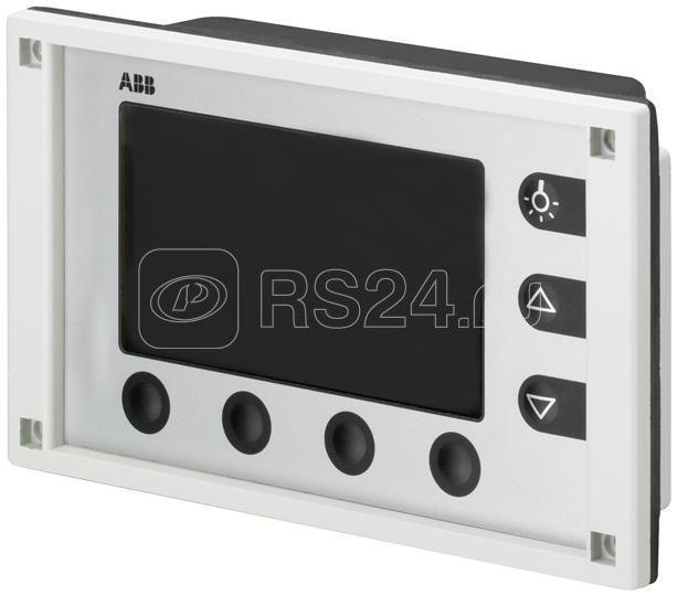 Табло программируемое MT 701.2 SR LCD серебр. ABB GHQ6050059R0006 купить в интернет-магазине RS24