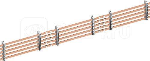 Шина 12х5мм Ш=2 ABB ZX1041 купить в интернет-магазине RS24
