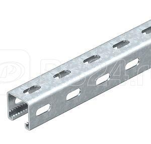 Рейка монтажная 1000х41х41 MS 41 LS 1M 2 FS (дл.1м) OBO 1123008 купить в интернет-магазине RS24