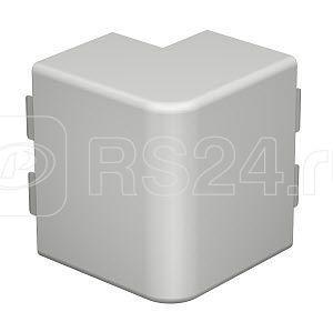 Крышка внешнего угла кабель-канала 60х110мм ПВХ WDK HA60110LGR свет. сер. OBO 6182615 купить в интернет-магазине RS24