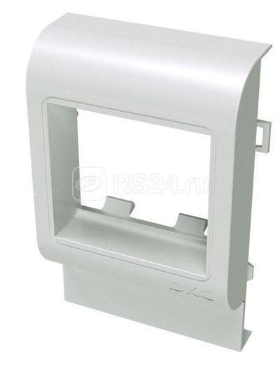 Рамка установочная под 45х45 2мод. PDA-45N 100 (подходит для Mosaic) DKC 00514