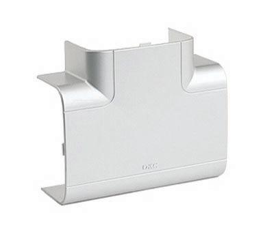 Тройник для кабель-канала 110х50 с разд. алюм. DKC 01006G купить в интернет-магазине RS24