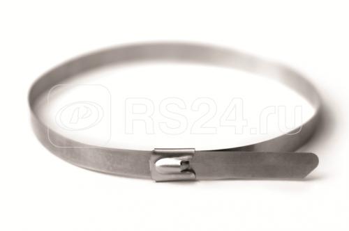 Хомут кабельный 13х200 нерж. сталь AISI 304 серебр. (уп.30шт) DKC 27417 купить в интернет-магазине RS24