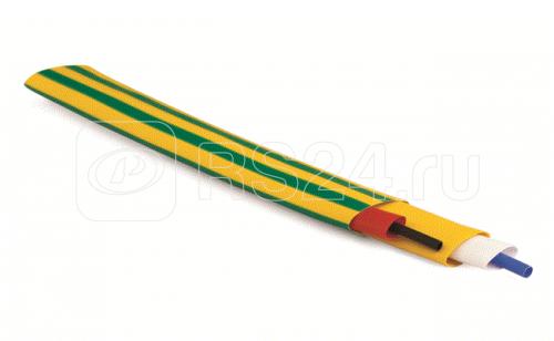Трубка термоусадочная огнестойкая в рулоне тонкостен. 101.6/50.8 черн. (уп.25м) DKC 2NS201R1016 купить в интернет-магазине RS24
