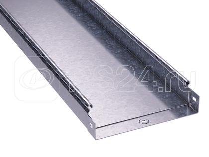 Лоток листовой неперфорированный 100х50 L3000 сталь 1.5мм гор. оцинк. DKC 3502215HDZ купить в интернет-магазине RS24
