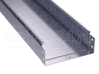 Лоток листовой неперфорированный 150х80 L3000 сталь 1.2мм гор. оцинк. DKC 3506312HDZ купить в интернет-магазине RS24