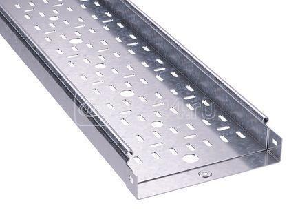 Лоток листовой перфорированный 300х50 L3000 сталь 1.5мм DKC 3526515HDZ купить в интернет-магазине RS24