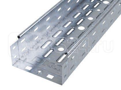 Лоток листовой перфорированный 100х100 L2000 сталь 0.7мм цинк-ламель DKC 35331ZL купить в интернет-магазине RS24