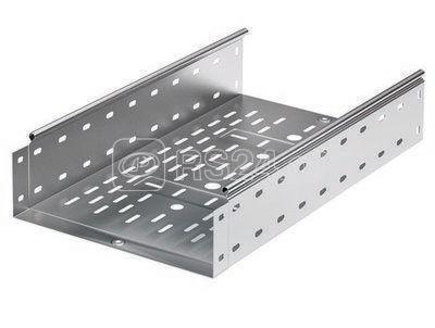 Лоток листовой перфорированный 200х100 L3000 сталь 0.8мм DKC 35343