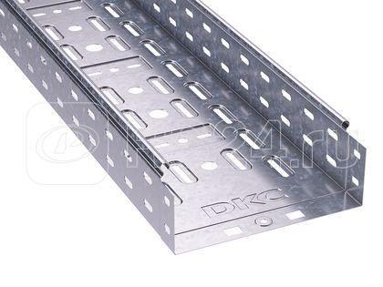 Лоток листовой перфорированный 500х100 L3000 сталь 1мм DKC 35346 купить в интернет-магазине RS24
