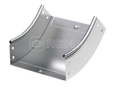 Угол для лотка вертикальный внутренний 45град. 150х50 CS 45 в комплекте с крепеж. элементами цинк-ламель DKC 36723KZL купить в интернет-магазине RS24
