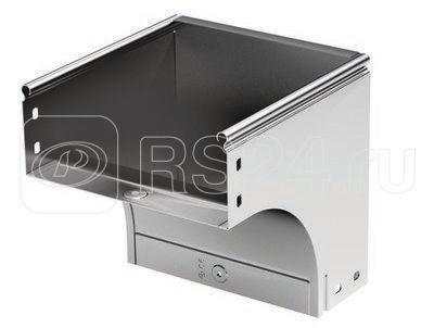 Угол для лотка вертикальный внешний 90град. 600х100 CDV 90 в комплекте с крепеж. элементами цинк-ламель DKC 37478KZL купить в интернет-магазине RS24