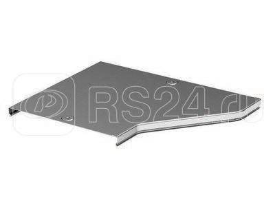Крышка для переходника RRD прав. 150/80 цинк-ламель DKC 38122ZL купить в интернет-магазине RS24