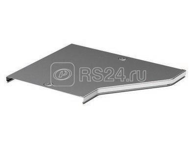 Крышка для переходника RRD правосторонний 500/200 гор. оцинк DKC 38316HDZ