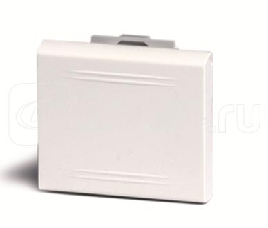 Выключатель 1-кл. 2мод. СП VIVA 16А IP20 бел. DKC 45021