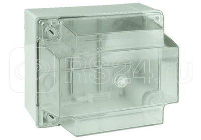 Коробка распределительная ОП 150х110х135мм IP56 гладкие стенки DKC 54040 купить в интернет-магазине RS24