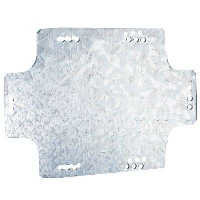 Пластина монтаж. из оцинк. стали 270х198 (уп.10шт) DKC 59608 купить в интернет-магазине RS24