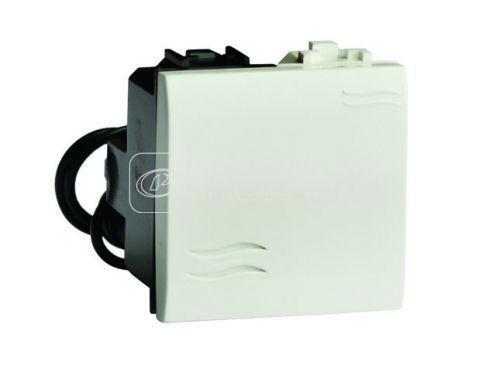 Выключатель 1-кл. СП BRAVA 2мод. с инд. сл. кость DKC 75002SL купить в интернет-магазине RS24