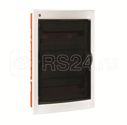 Бокс СП IP41 54м бел/дым. двер. клемм. DKC 81554