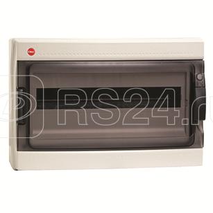 Бокс ОП IP65 18м сер/дым. двер. клемм. с замком DKC 85918 купить в интернет-магазине RS24