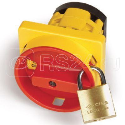 Ручка для переключателя кулачк. красн. DKC AZ1001-1 купить в интернет-магазине RS24