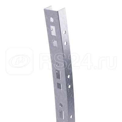 Профиль криволинейный L293 толщ. 2.5мм на 2 рожка цинк-ламель DKC BPC2902ZL купить в интернет-магазине RS24