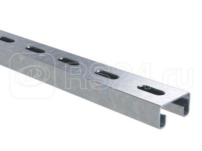 Профиль монтажный 41х21 С-образ. L1800 1.5мм цинк-ламель DKC BPL2118ZL купить в интернет-магазине RS24