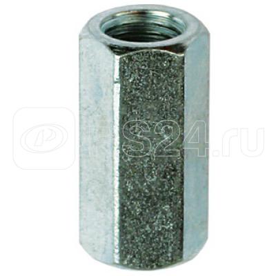 Гайка соединительная М12х40 нерж. сталь (уп.50шт) DKC CM211240INOX купить в интернет-магазине RS24