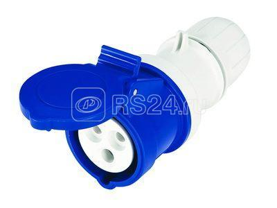 Розетка кабельная 32А 230В 2P+E IP44 DKC DIS3133243