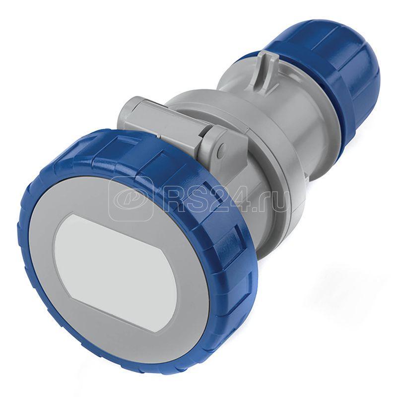 Розетка кабельная 16А 230В 2P+E IP67 DKC DIS3181643 купить в интернет-магазине RS24
