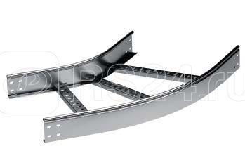 Угол для лестн. лотка горизонтальный 45град. 50х500 R-600 DKC LC0565 купить в интернет-магазине RS24