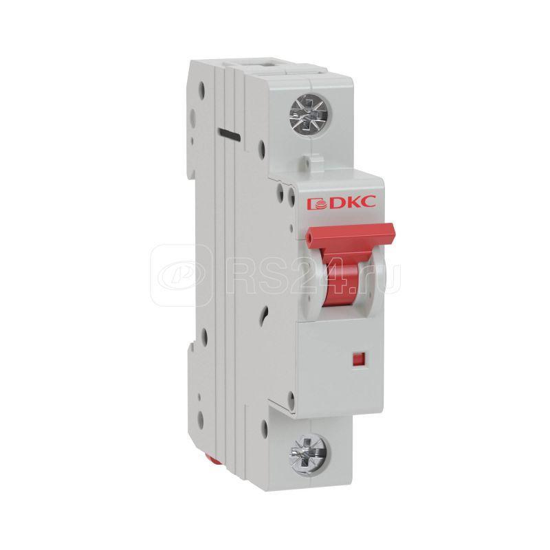 Выключатель автоматический модульный 1п C 25А 6кА YON MD63 DKC MD63-1C25-6