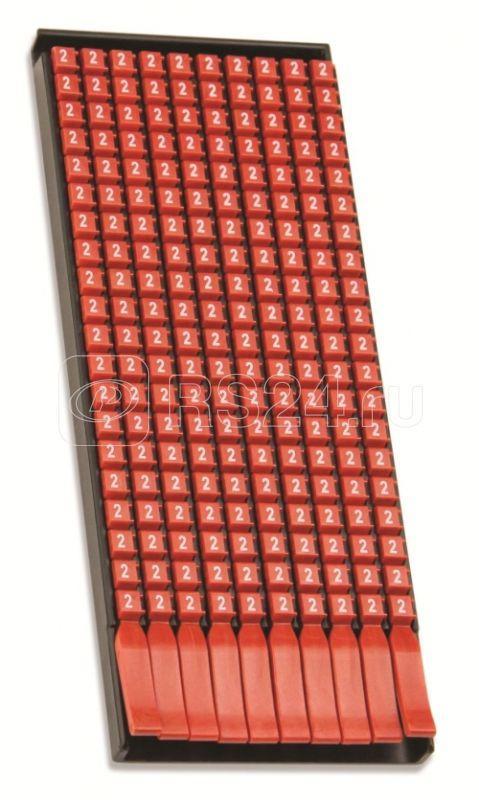 Маркер для кабеля 1.5-2.5мм символ R (уп.200шт) DKC MKCRS2 купить в интернет-магазине RS24