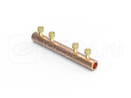 Соединитель круглого проводника d10мм обмеднение DKC NG3202CC купить в интернет-магазине RS24