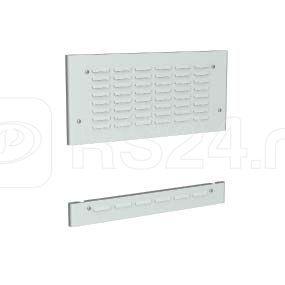 Комплект панелей наклад. для шкафов CQE/DAE верх 100мм; низ 300мм (уп.1шт) DKC R5CPFA613 купить в интернет-магазине RS24