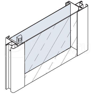 Дверь для шкафа RAM BLOCK секц. внутр. 400х600 DKC R5CPMIE6400 купить в интернет-магазине RS24