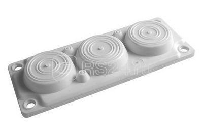 Ввод кабельный пластик V0 UL94. (6 отв.) IP65 DKC R5HTC03