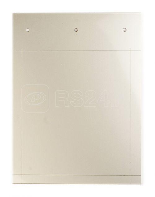 Табличка полужесткая для маркировки оболочек клейкое основание ПВХ металлик DKC TASE10512AM купить в интернет-магазине RS24