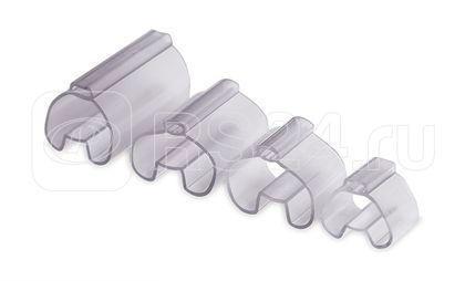 Трубочка прозрачная для жесткой маркировки 2.0-4.0мм длина 30мм (уп.500шт) DKC TUB3002 купить в интернет-магазине RS24