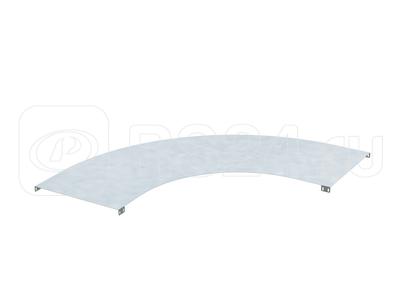 Крышка для угла лестн. лотка 90град. осн. 900 R-660 DKC UKD609