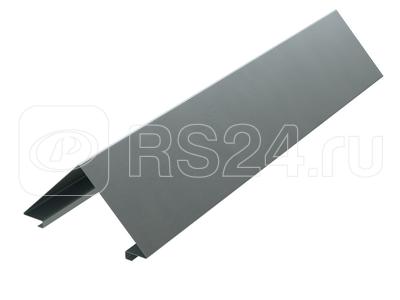 Крышка для лотка двускатная осн.400 L1500 сталь 0.8мм гор. оцинк. DKC UKS324HDZ
