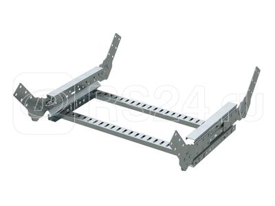 Угол для лестн. лотка вертикальный шарн. 100х900 DKC ULF019
