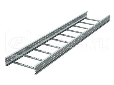 Лоток лестничный 700х200 L3000 сталь 2мм тяжелый (лонжерон) DKC ULH327 купить в интернет-магазине RS24