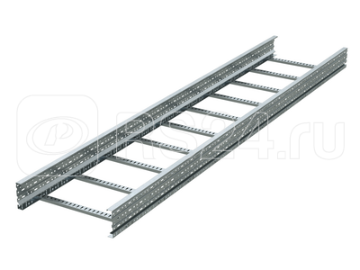 Лоток лестничный 700х200 L3000 сталь 1.5мм тяжелый (лонжерон) гор. оцинк. DKC ULM327HDZ купить в интернет-магазине RS24