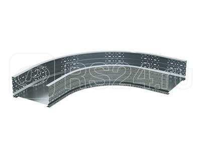 Угол для лотка горизонтальный 90град. 800х100 R-660 DKC USD618 купить в интернет-магазине RS24