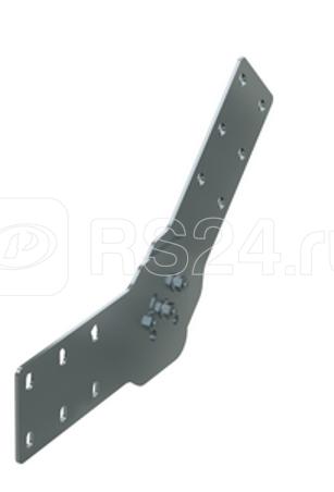 Соединитель шарнирный верт. H150мм цинк-ламель DKC UVH050HDZL